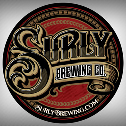 Concept artwork for Surly Brewing Co.